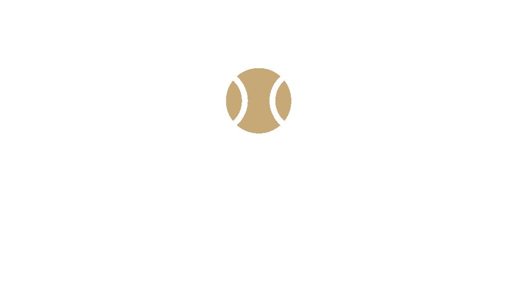 First-Class-Padel-Logo-Neg-Gold